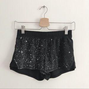 Ivivva galaxy star active shorts